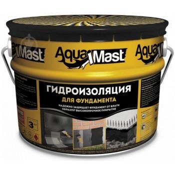 Мастика AquaMast для фундамента 3 кг