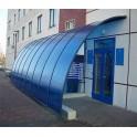 Поликарбонат цветной (2,1*6 м.) - Фото №2