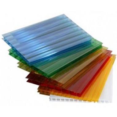 Поликарбонат цветной (2,1*6 м.)