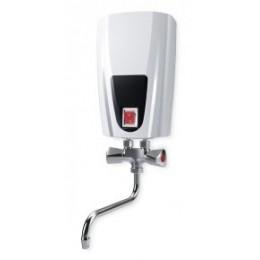 58096 Проточный водонагреватель ELDOM кран