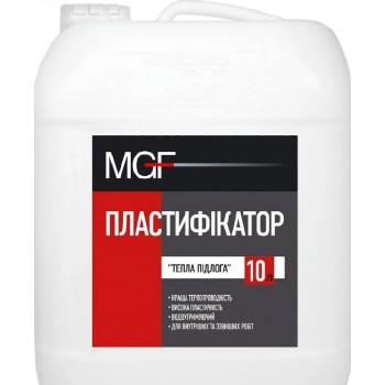 Пластификатор MGF Теплый пол (1л)