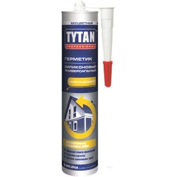TYTAN Универсальный силикон (бесцветный, белый) 280 мл