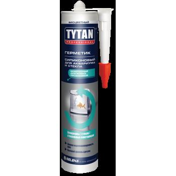 TYTAN Силикон для аквариумов и стекла (бесцветный) 310 мл