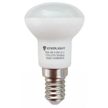 Лампа светодиодная Enerlight R50 6Вт 4100К Е14