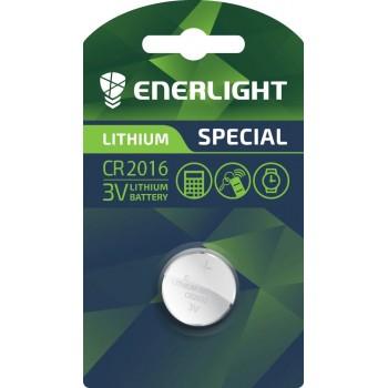 Батар. Enerlight Lithium CR 2032 BLI 1/SPECIAL, блистер