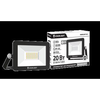 Прожектор светодиодный Enerlight Mangust 20Вт 6500K