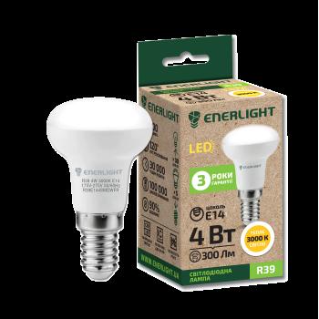 Лампа светодиодная Enerlight R39 4Вт 3000К Е14