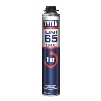 Пены пистолетные TYTAN  65 UNI, 750 мл