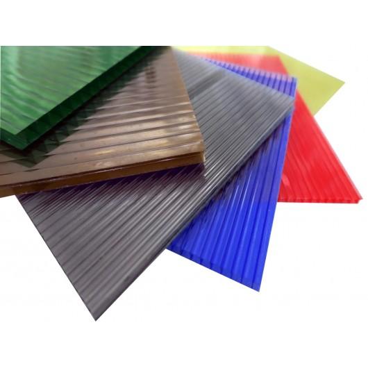 Поликарбонат цветной POLYNEX  (2,1*6 м.)