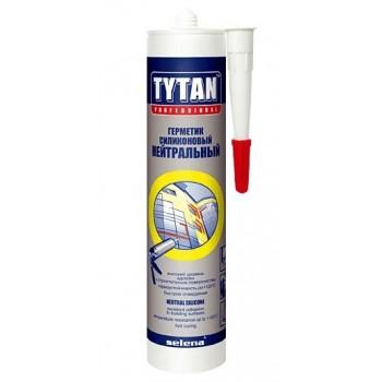 TYTAN Нейтральный силикон (бесцветный, белый) 310 мл