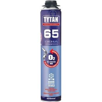 Пены пистолетные TYTAN O2 65 Зимняя ( -20 °С), 750 мл