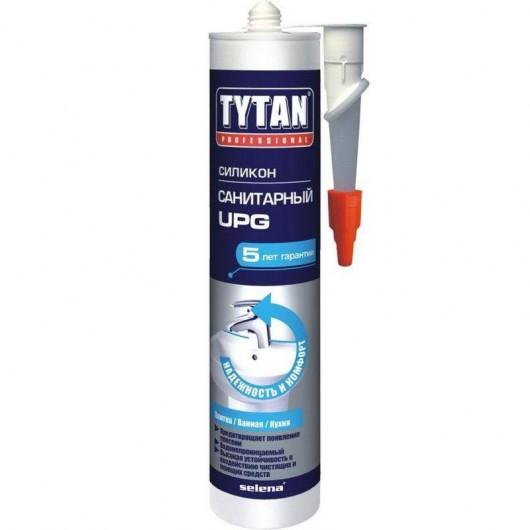 TYTAN Санитарный силикон UPG (бесцветный, белый) 310 мл
