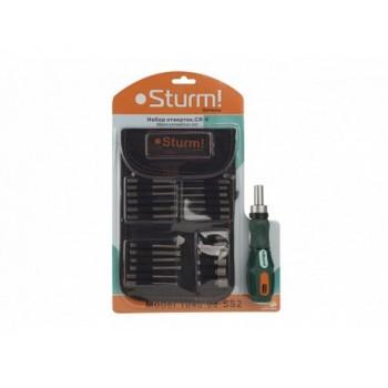 1040-08-SS2 Отвертка с насадками STURM 26