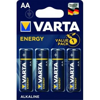 Батар. Varta  Energy  AАA BLI  6 (4103-6шт), блистер по 6шт