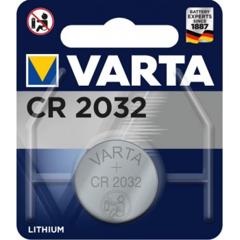 Батар. Varta CR 2032 BLI 1 Lithium, блистер