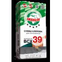 Смесь клеевая для теплоизоляции ANSERGLOB BCX 39, 25 кг - Фото №1