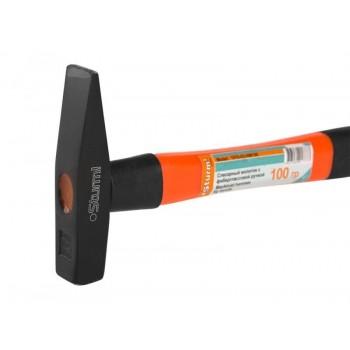 1010-03-НМ100 Молоток STURM 100 гр, фибергл. ручка