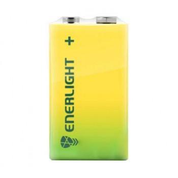 Батар. Крона соль Enerlight Super  6F22  FOL 1 /1шт