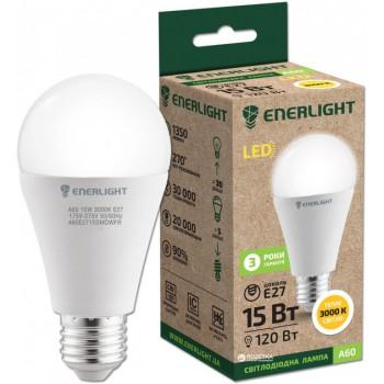 Лампа светодиодная Enerlight A65 15Вт 4100К Е27