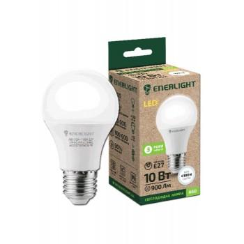 Лампа светодиодная Enerlight A60 10Вт 4100К Е27