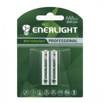 Аккумул. Enerlight Professional AAA 800mAh BLI 2 / блистер