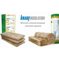 Утепление скатной кровли материалами Knauf Insulation