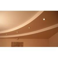 Потолок из гипсокартона: «за» и «против»