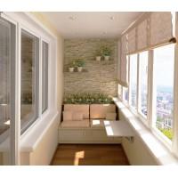 Ремонт балкона. Идеи для вашего балкона.