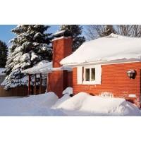 Максимальные снеговые нагрузки и безопасность дома.