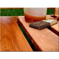 Правила пропитки древесины антисептиком