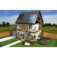 Фасад энергоэффективного дома: каким он должен быть?