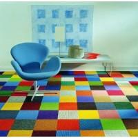 Технология правильной укладки коврового покрытия.