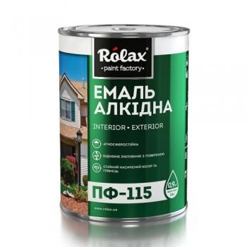 Эмаль ПФ-115  балтика (0,25 кг) (уп-20шт.) 518