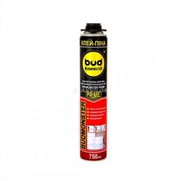 Клей-пена Budmonster для полистирольных плит