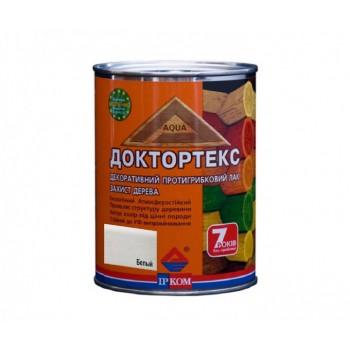 Лак Доктортекс ІР-013 бесцветный (0,8л)(уп-6шт)