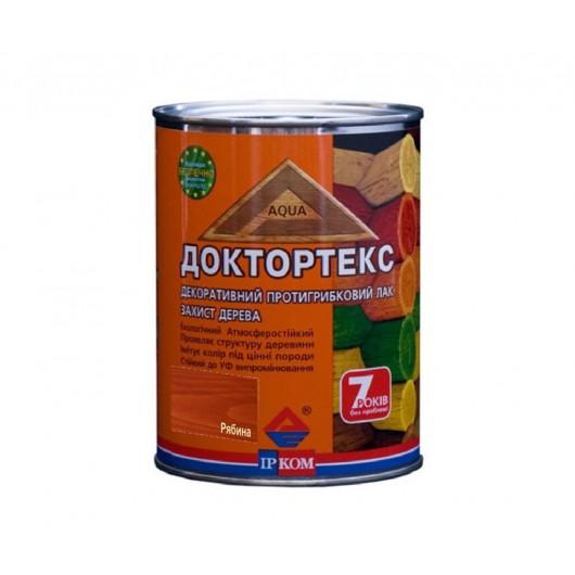 Лак Доктортекс ІР-013 дуб (0,8л)(уп-6шт)