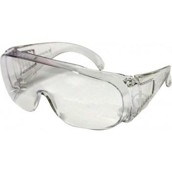 Очки открытые защитные с прозрачными линзами/OVER SPEC