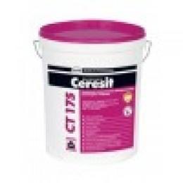 Ceresit СТ 175. Декоративная штукатурка силикон-силикатная