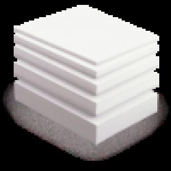 Пенопласт ПСБ-С 1000х1000 мм, до 13 кг на 1 м.куб